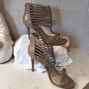 Nude Michael Kors Cage sandal